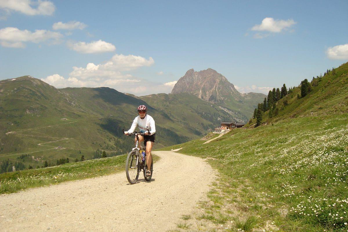 Bike Geisel Hochalm Wildkogel 4
