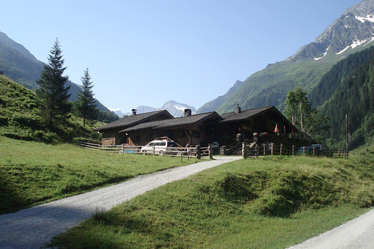 Bike Hollersbachtal 1