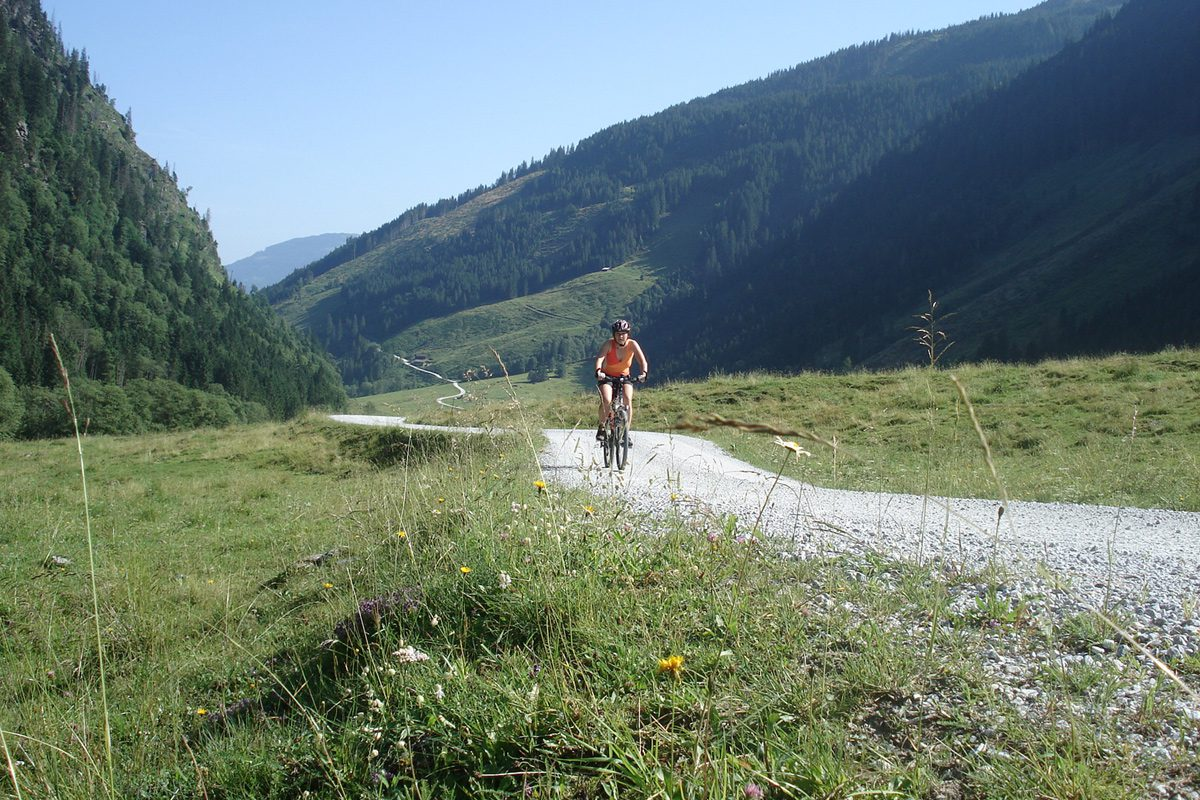 Bike Hollersbachtal 6