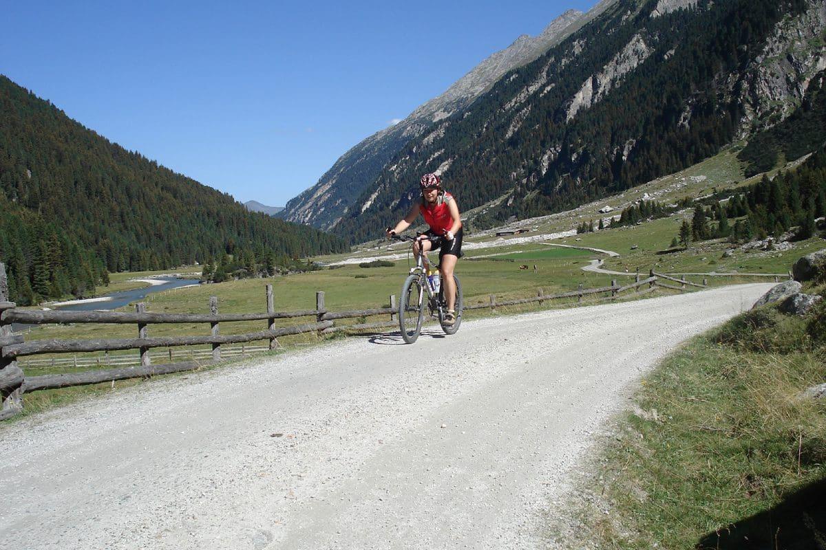 Bike Krimmler Achental 2