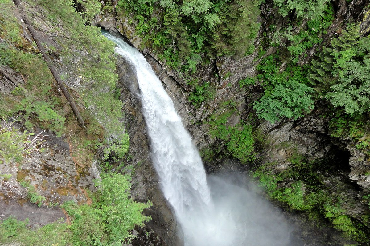 Untersulzbachwasserfall 3