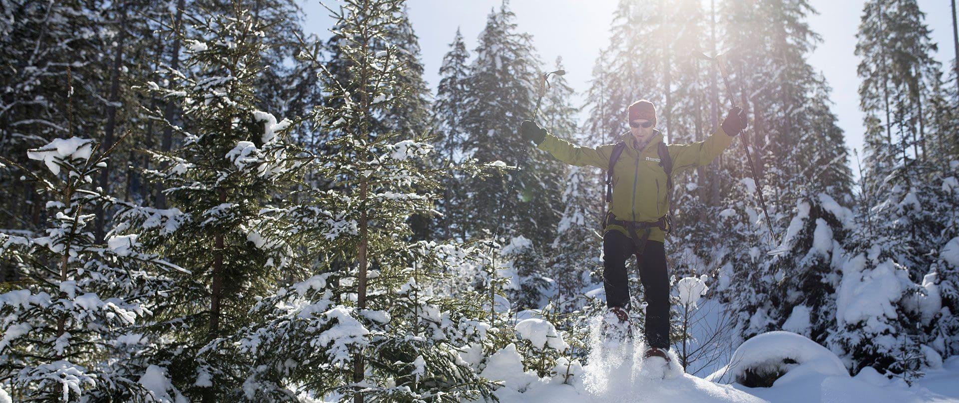 Aktiv-Urlaub in der Urlaubsregion Wildkogel, Bramberg