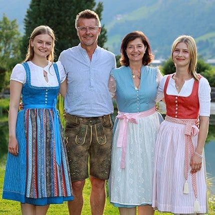 Gästestimmen, Familie Eikmeier