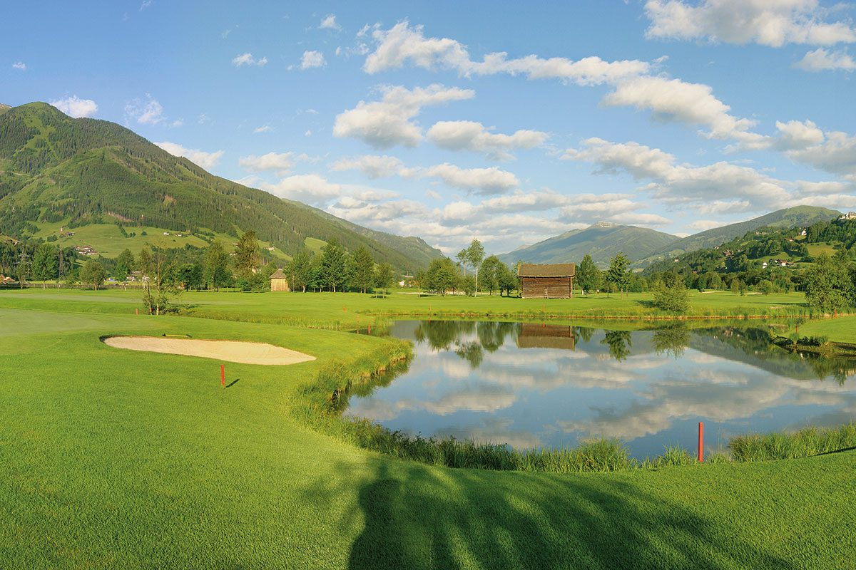 Golf in Mittersill, Golfclub Nationalpark Hohe Tauern
