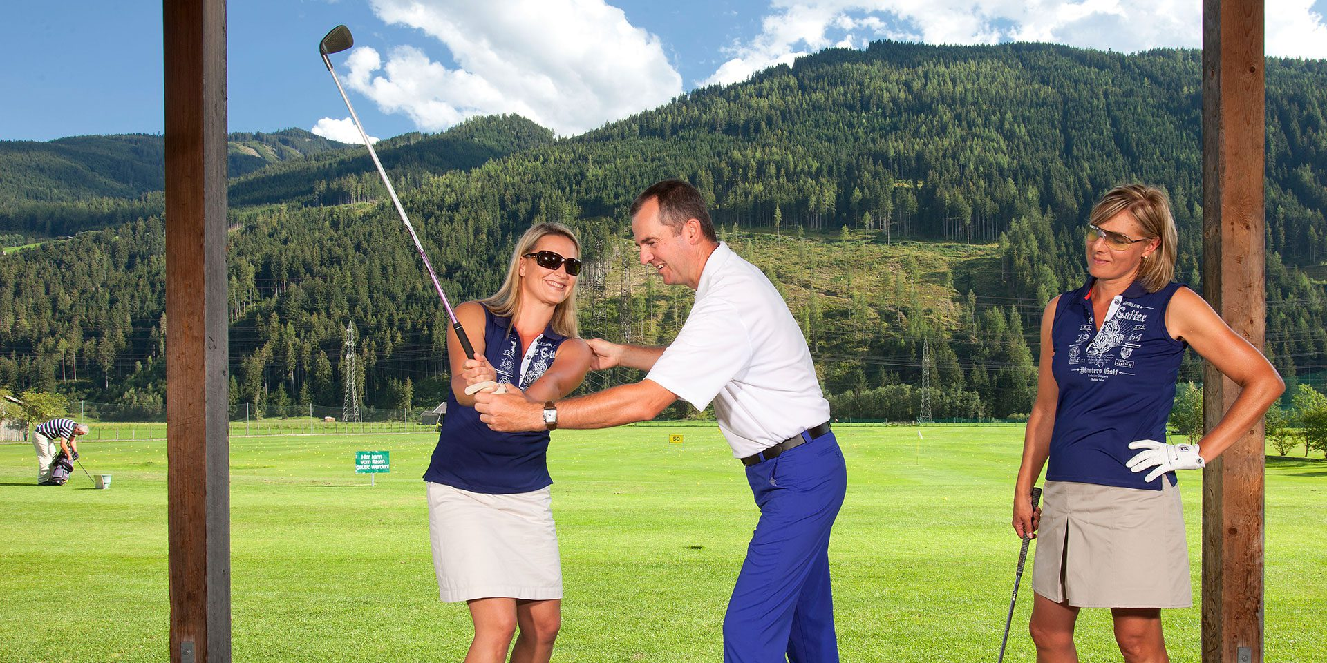 Golfkurs in Mittersill, Golfclub Nationalpark Hohe Tauern