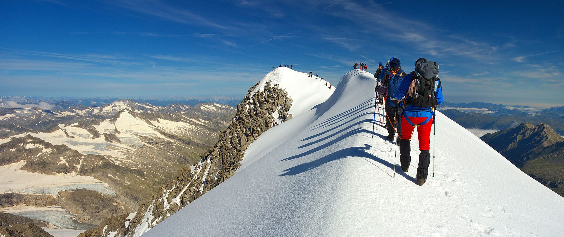 Großvenediger-Gipfelerlebnis, Tour