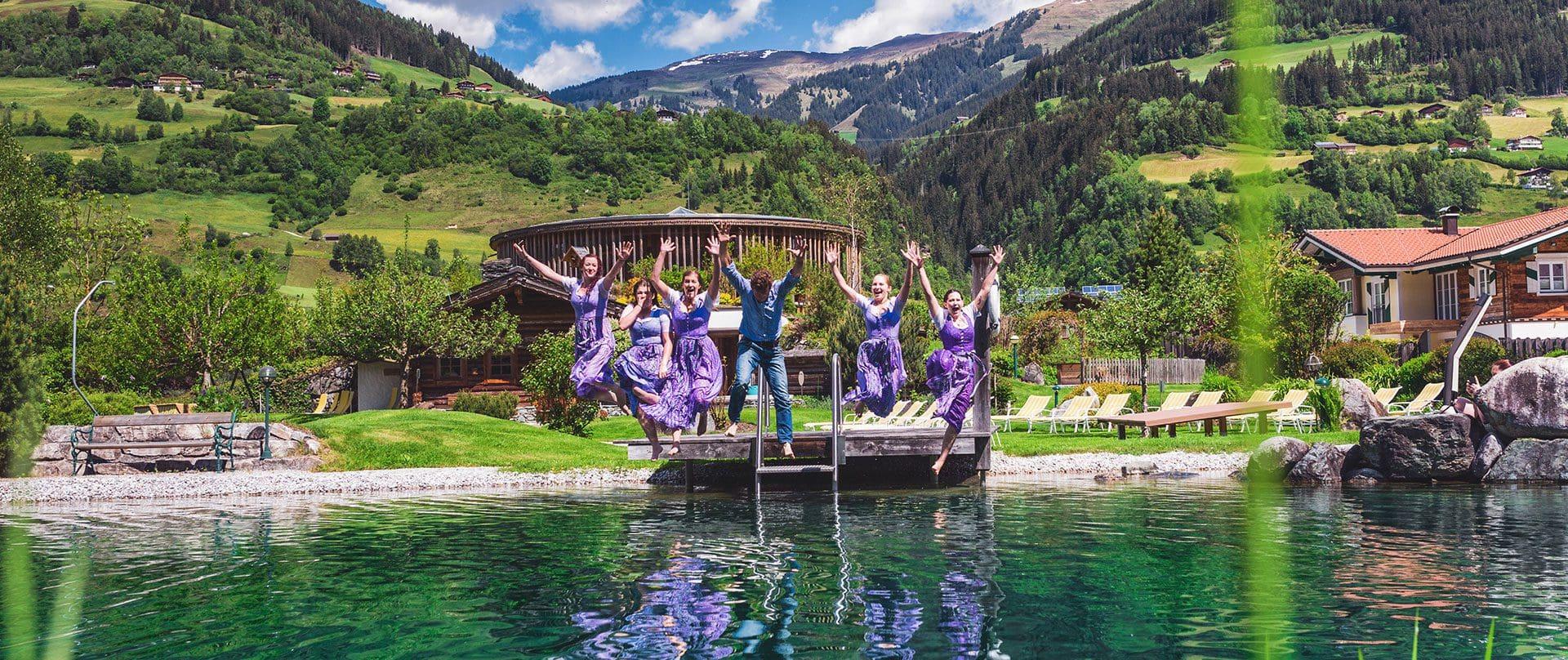 Hotel-Jobs in Österreich, Wanderhotel Kirchner im Salzburger Land