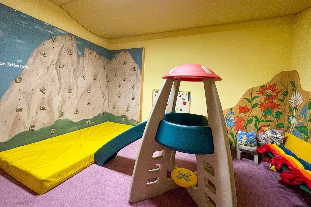 Kinderspielraum - Wanderhotel