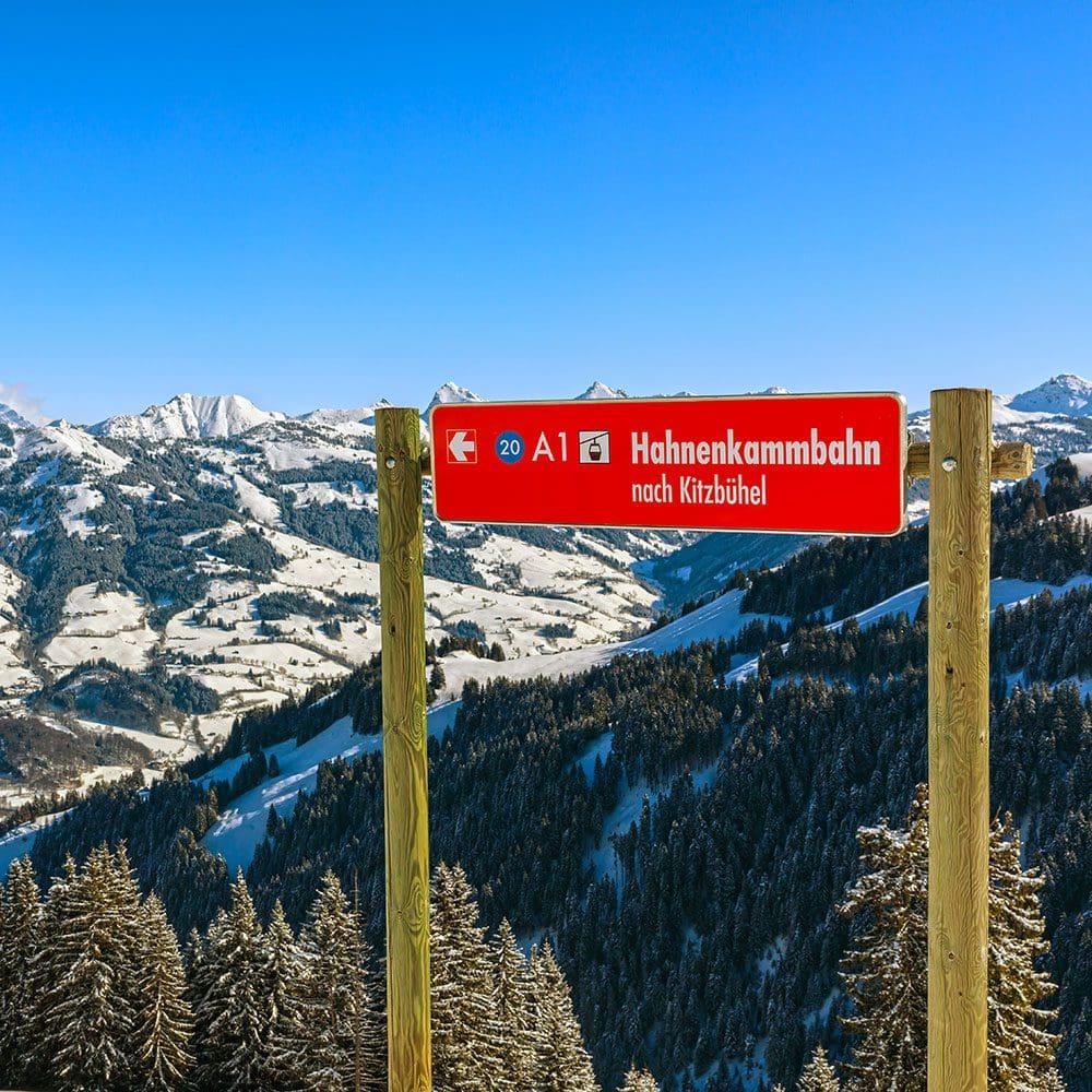 KitzSki - Skigebiet Kitzbüheler Alpen