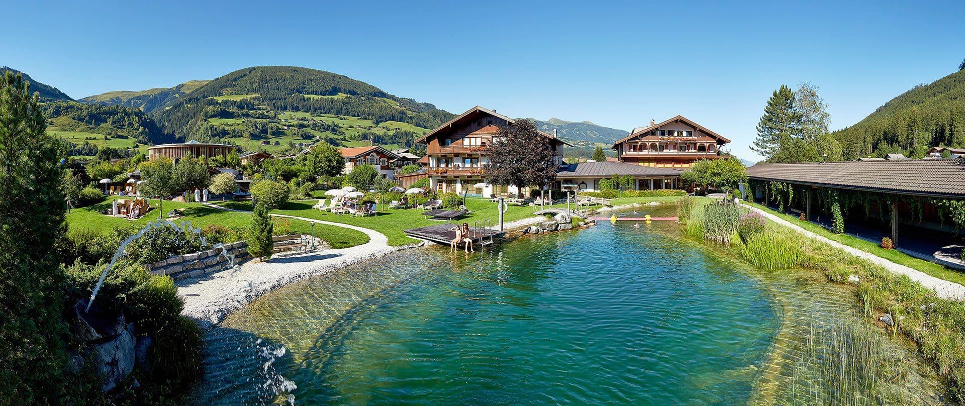 Kontakt zum Wanderhotel Kirchner, Bramberg/Wildkogel, Österreich