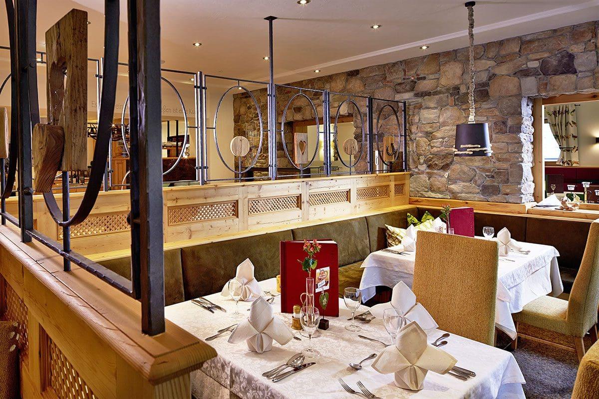Schmiedstube im Wanderhotel Kirchner - Urlaub in den Kitzbüheler Alpen