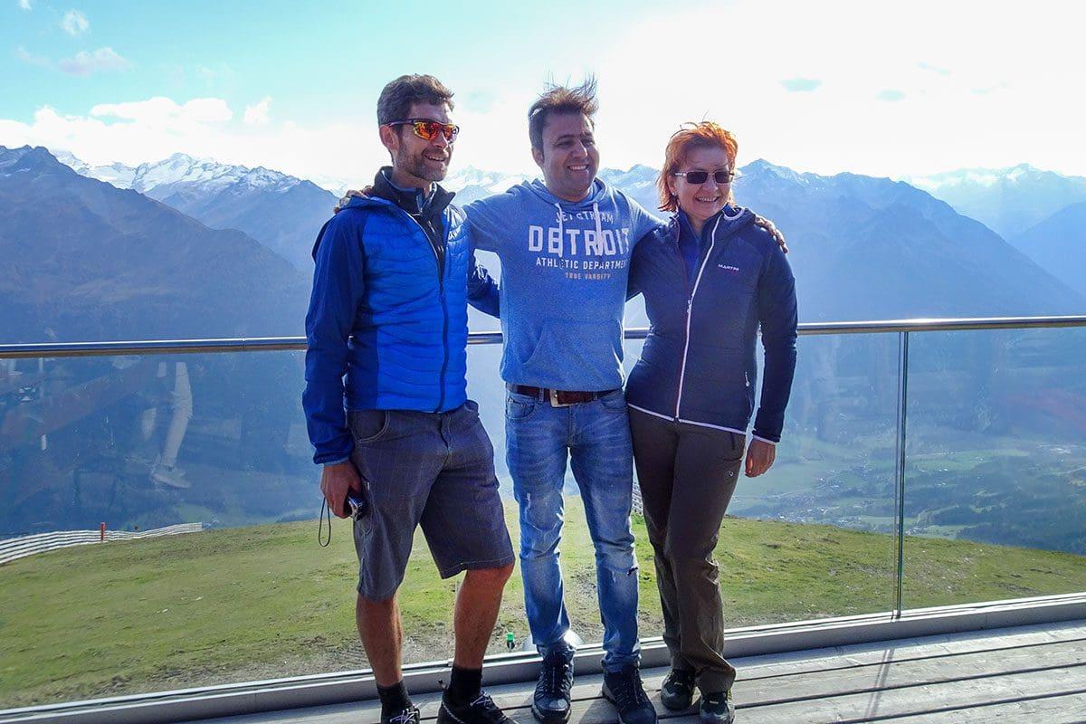 Mitarbeiterausflüge - Team, Wanderhotel Kirchner, Jobs im Hotel in Österreich
