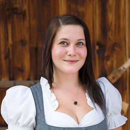 Mitarbeiterin Melanie