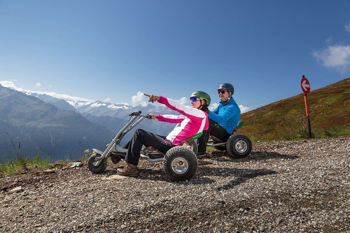 Mountaincart - Erlebnisberg Wildkogel