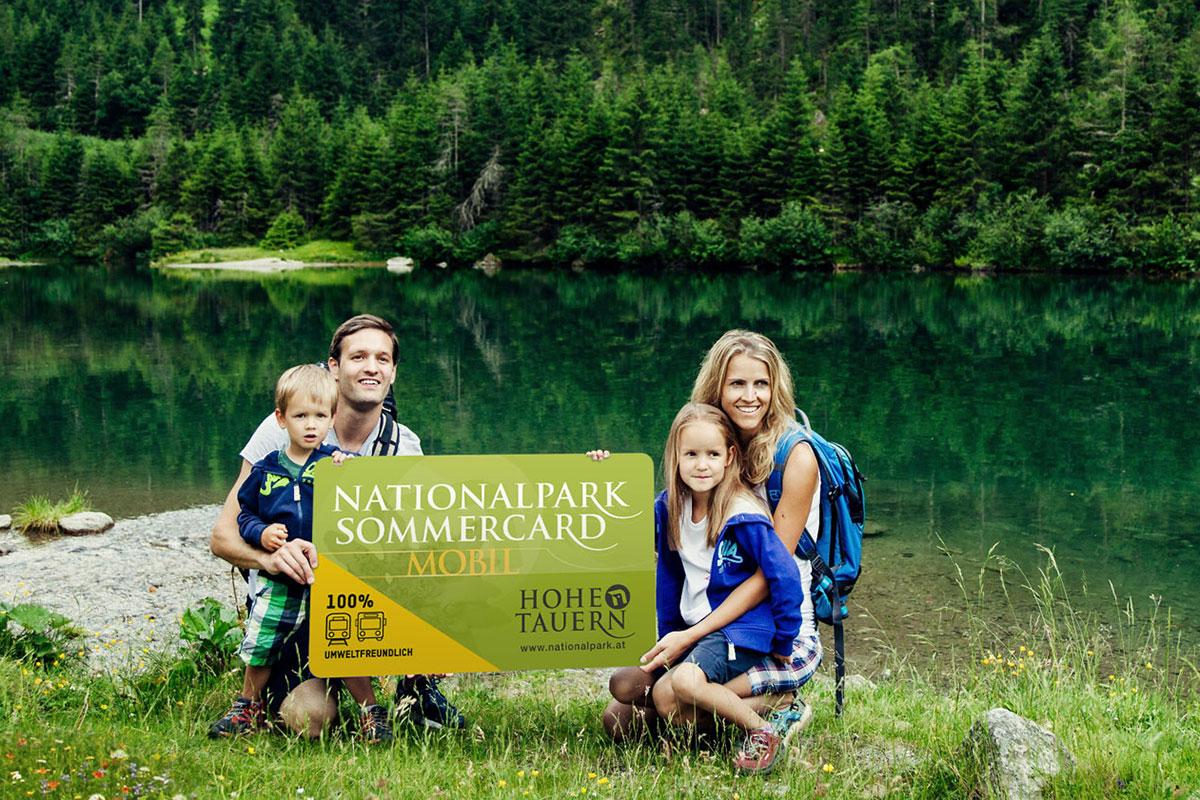 Nationalpark Sommercard mobil