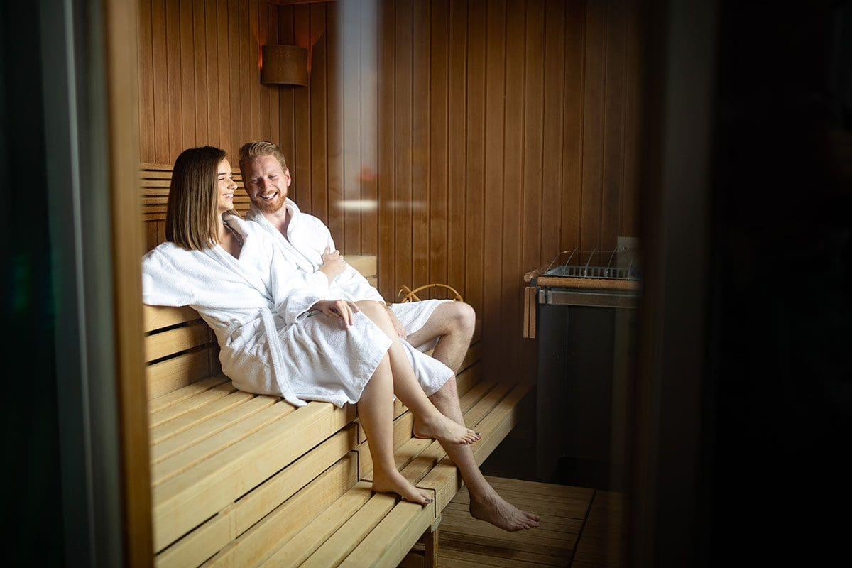 Sauna & Dampfbad, Wanderhotel Kirchner