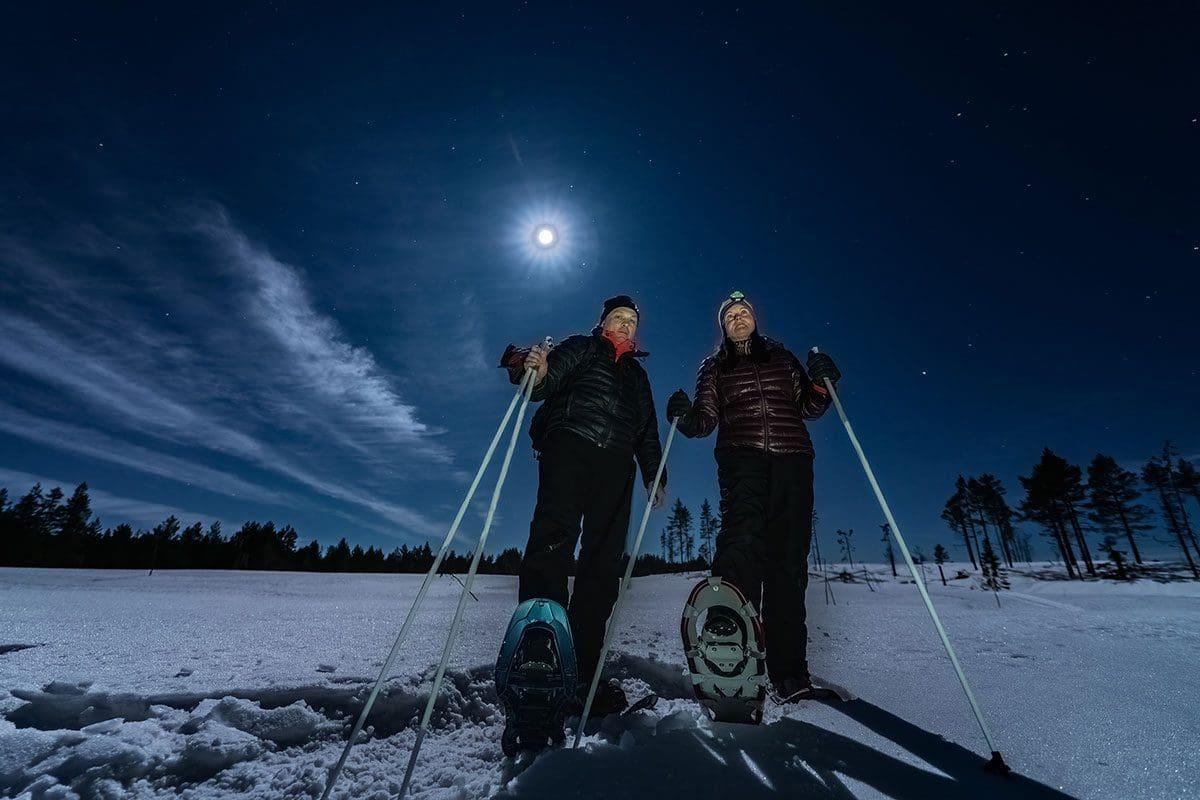 Schneeschuhwandern - Moonwalks, Nationalpark Hohe Tauern