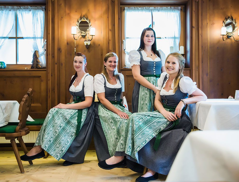 Service-Team, Wanderhotel