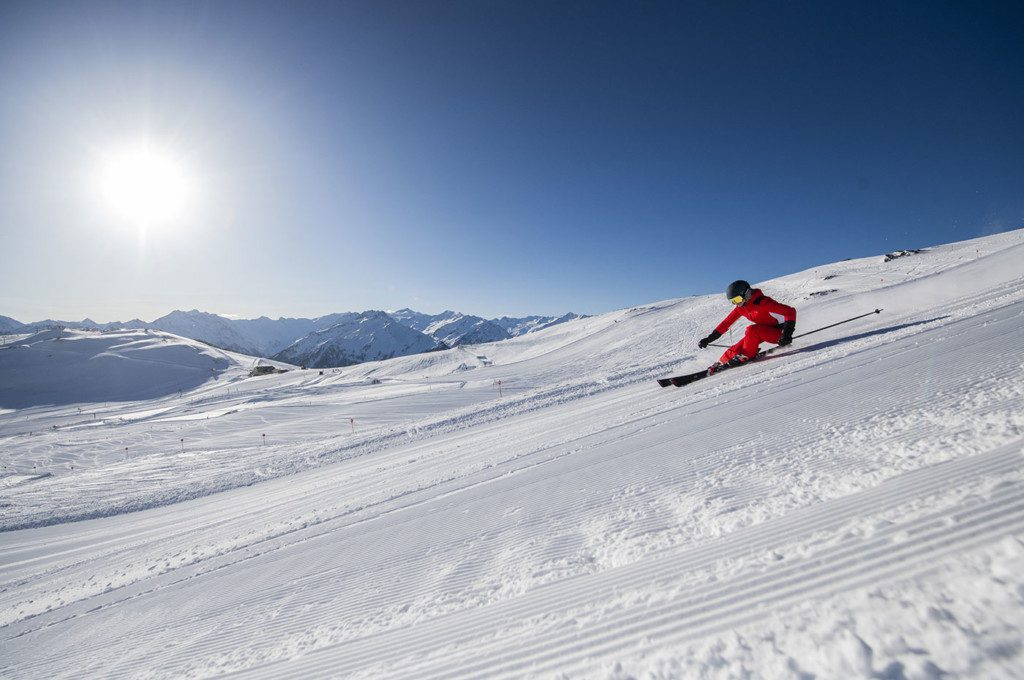Skiurlaub am Wildkogel