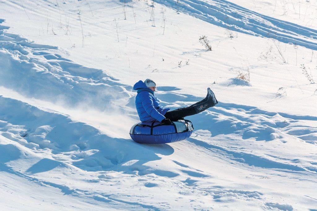 Snowtubing Bramberg Wildkogel 4