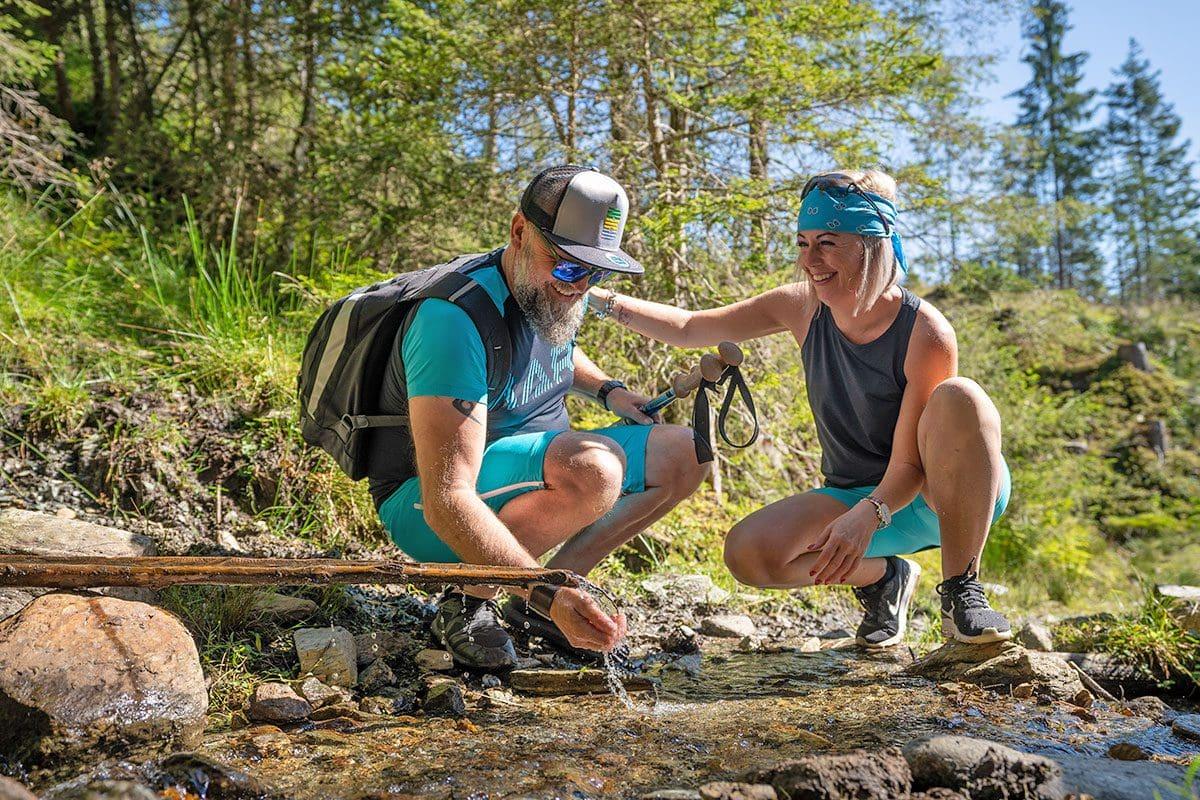 Sommer Aktivprogramm - Inklusivleistungen im Wanderhotel Kirchner in den Kitzbüheler Alpen