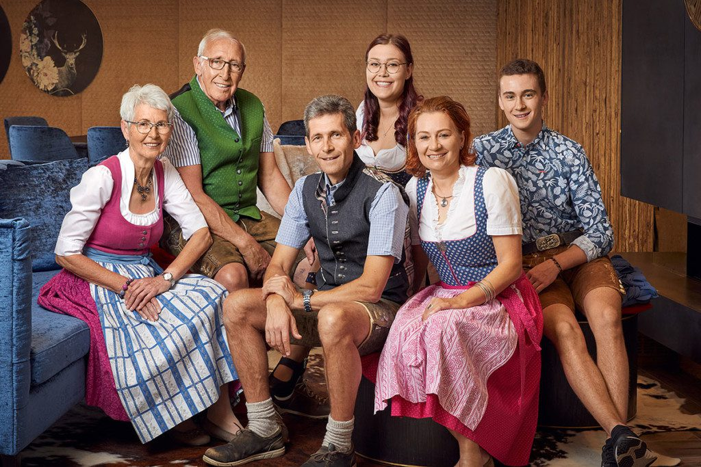 Team - Wanderhotel Kirchner