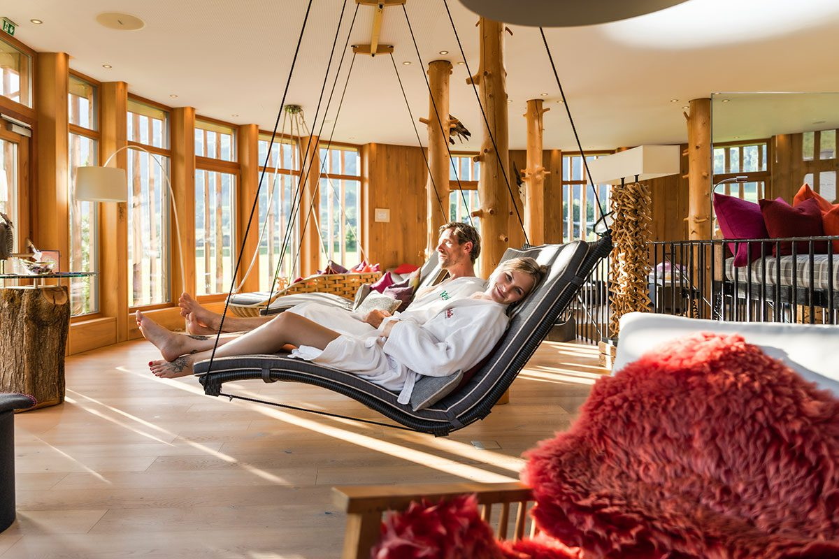 Das Baumhaus - Wanderhotel Kirchner