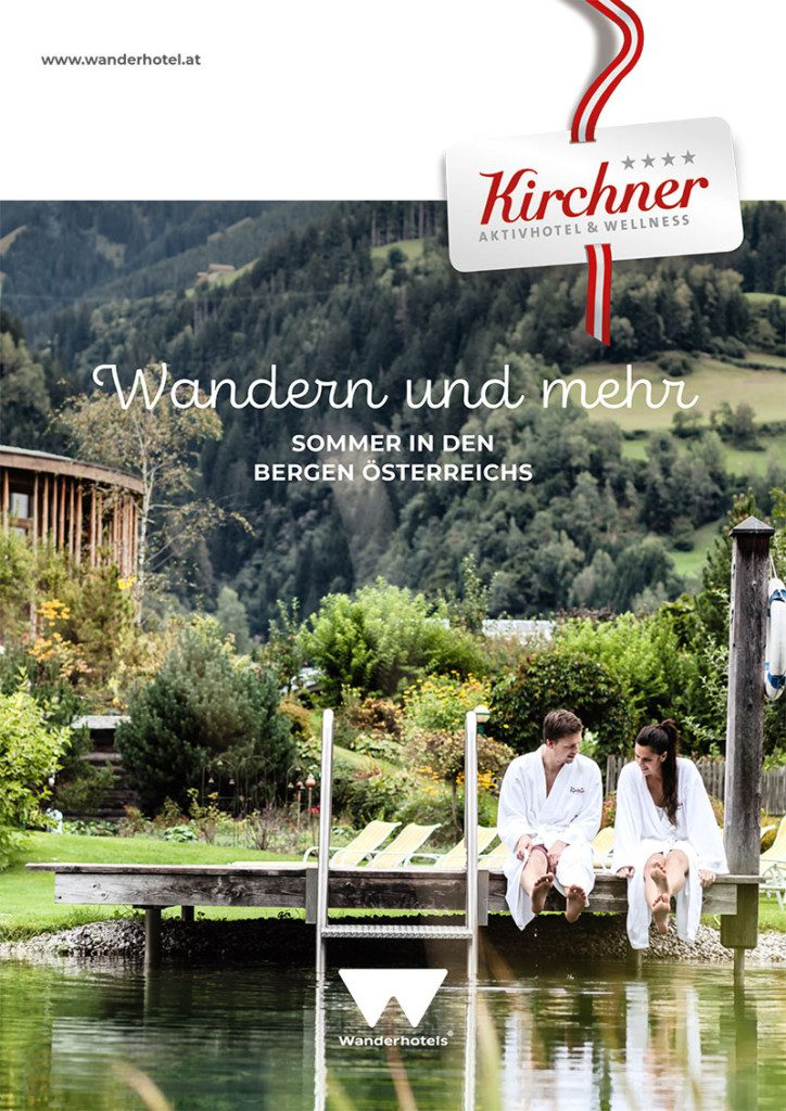 Wanderhotel Kirchner, Sommerinfo 2021