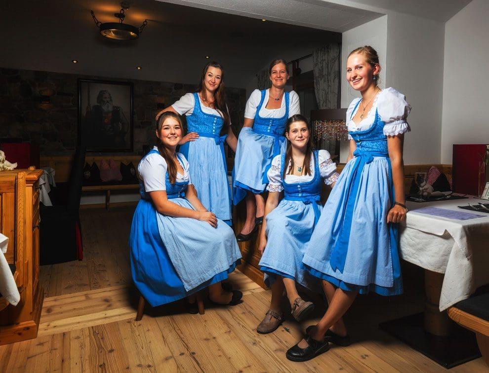 Wanderhotel Oesterreich Team 1