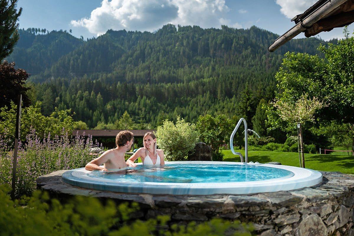 Whirlpool - Wanderhotel Kirchner