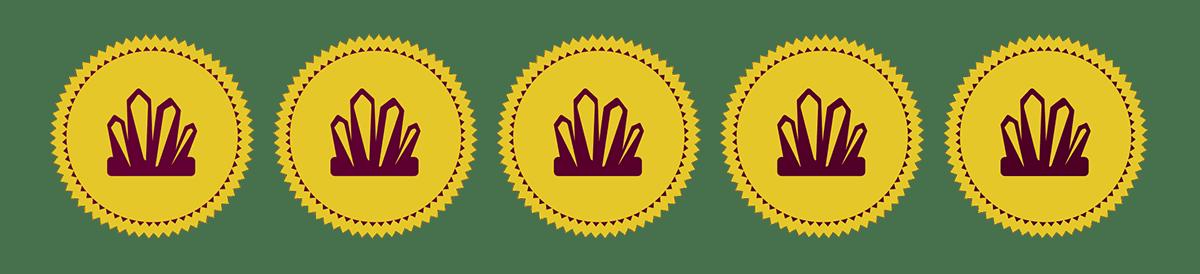 Wanderhotels Auszeichnung Bergkristalle