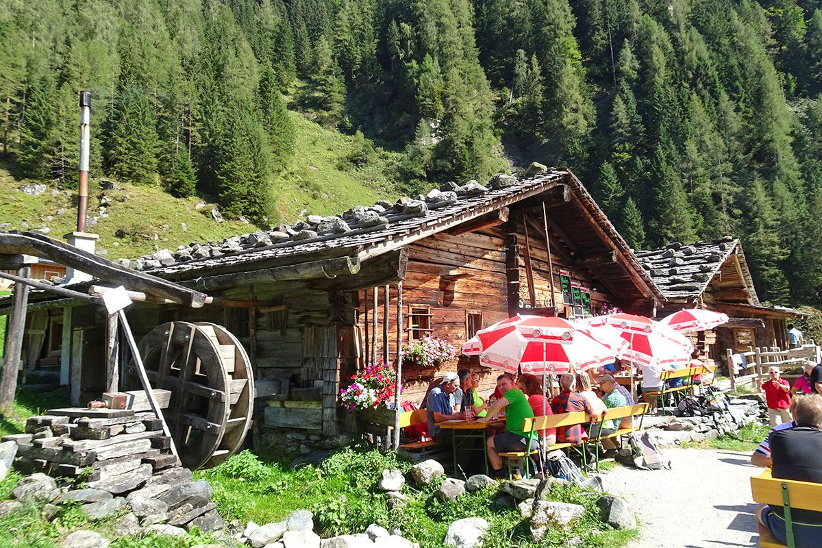 Wanderung Habachtal 2 13