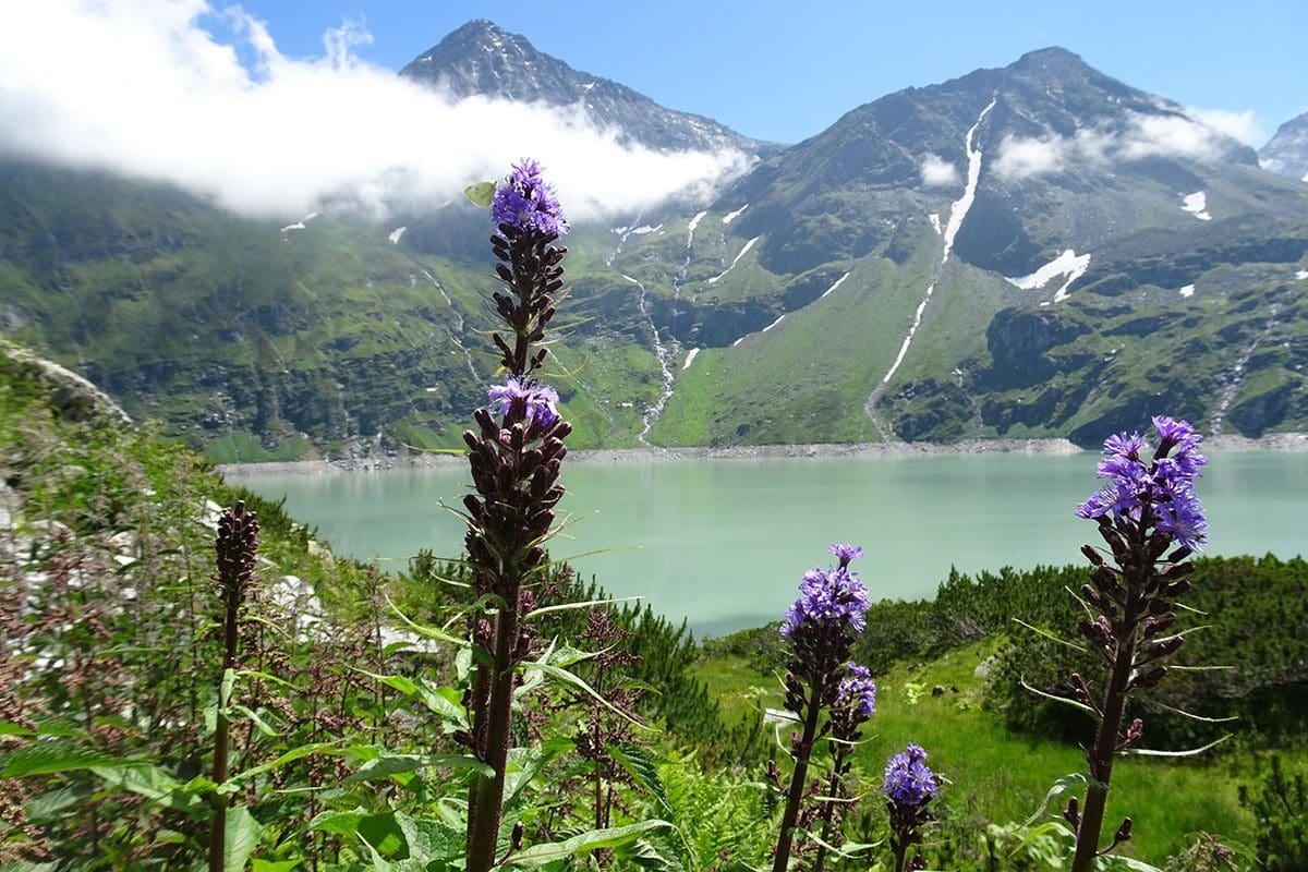 Wanderung Weisssee 2