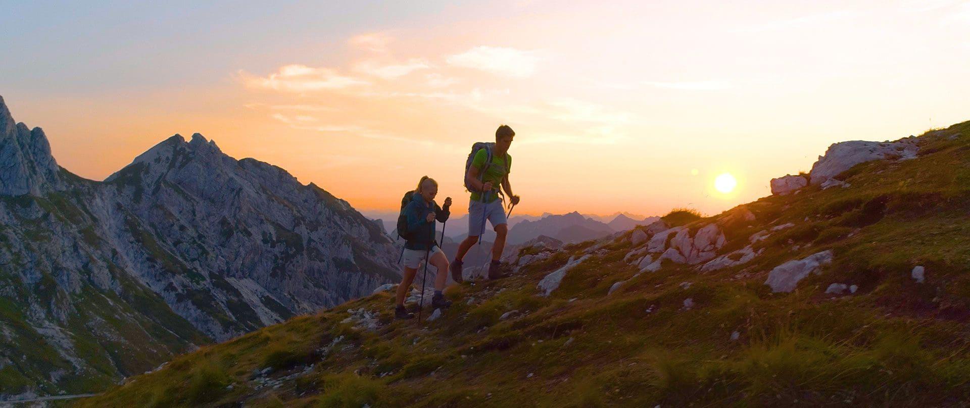 Wanderurlaub in Salzburg, Bramberg/Wildkogel