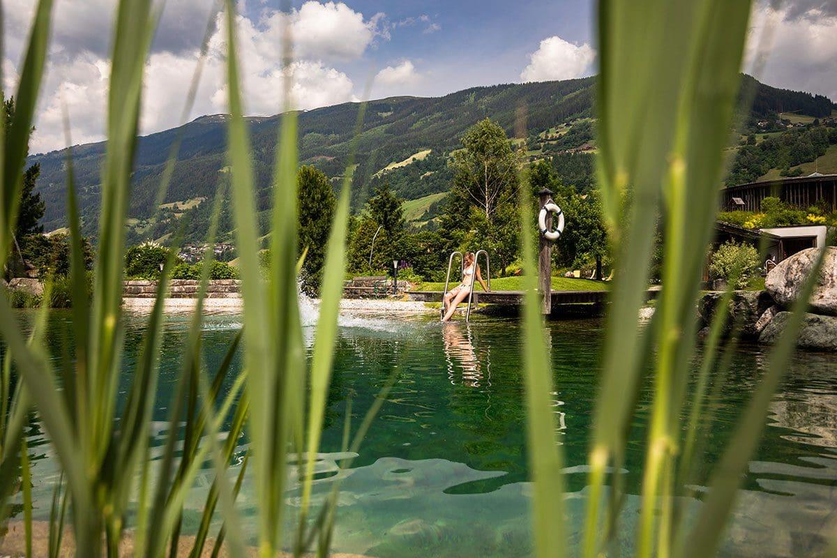 Wellness im Wanderhotel Kirchner, Bramberg/Wildkogel, Hotel im Salzburger Land