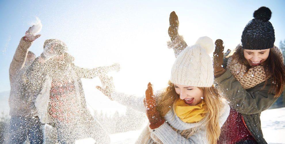 Winter Urlaub Oesterreich