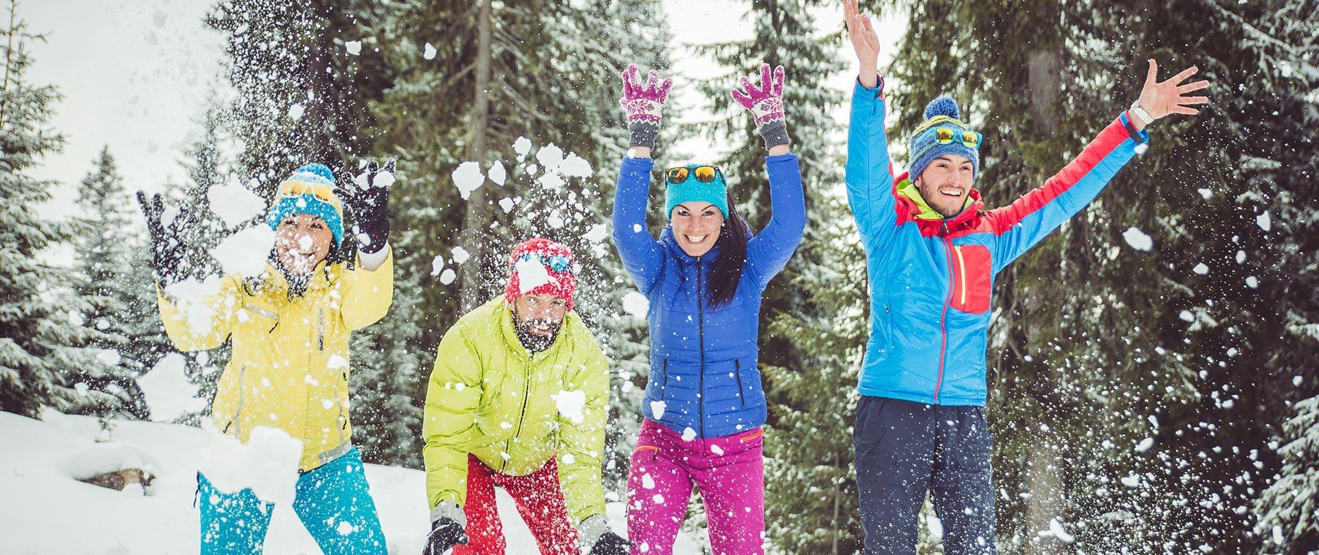 Winter-Wochenprogramm im Wanderhotel Kirchner