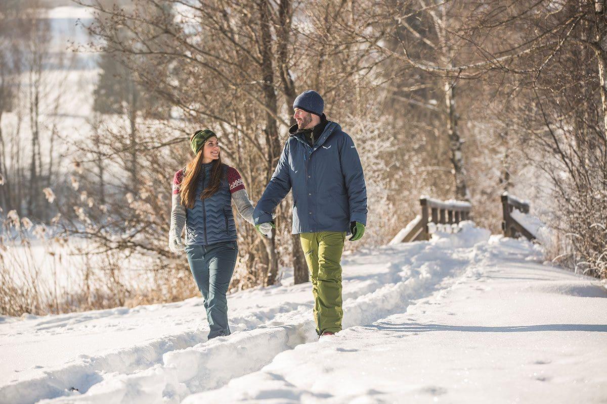 Winterwandern in Salzburg, Salzburger Land