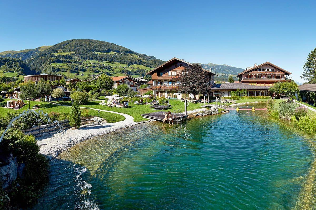 Wissenswertes im Wanderhotel Kirchner, Kitzbüheler Alpen