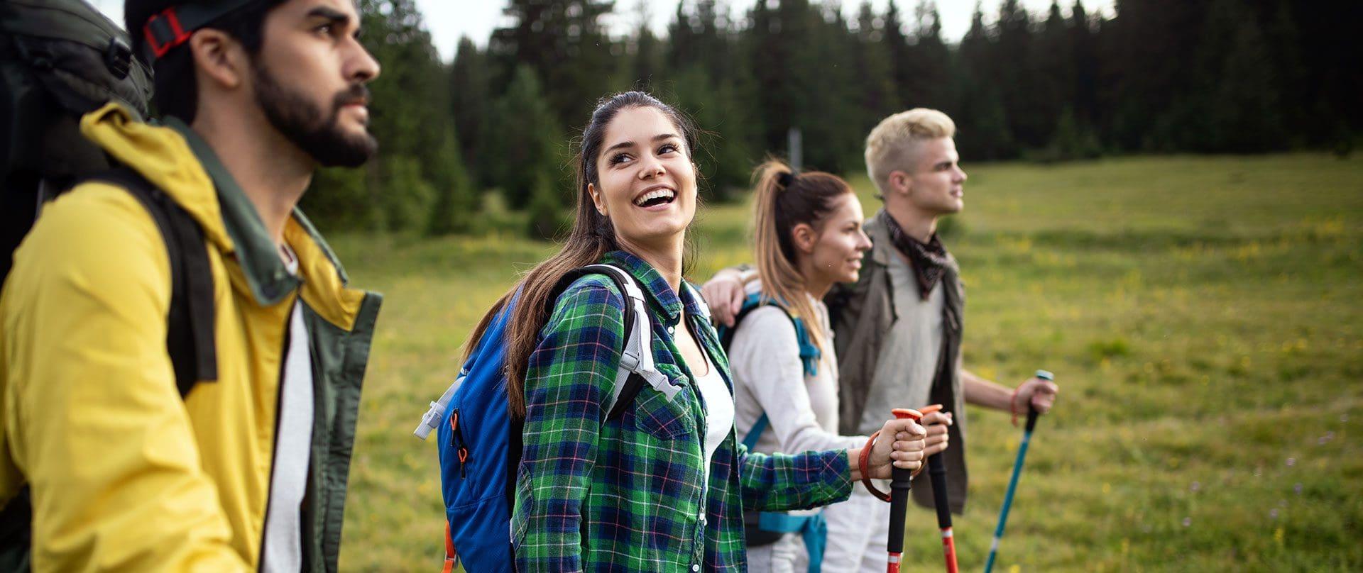Aktivhotel in Österreich, Wochenprogramm
